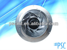 Tailored and Tested for you! PSC Cooling High Performance EC Centrifugal Fan 404*205mm with CE & UL for railway drives and clean