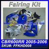 For HONDA 05 06 600RR CBR600 fairing