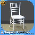Alumínio branco comum de bambu cadeira xym-zj113
