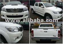 Toyota Hilux Vigo 3.0L TD D4D AT automobiles
