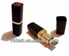 Sexy USB flash drive pen stick,Sexy lipstick pen stick,Lipstick shape USB stick pen
