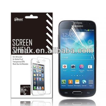 Desktop screen protector for Samsung galaxy mega i9200 oem/odm (High Clear)