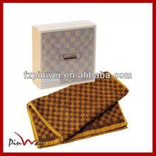 organic bamboo charcoal towel/bamboo fabric towel