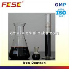 solucion de hierro dextrano al 20% (litros)