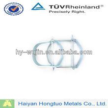 metal pipe alignment clamp