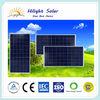 240 watt solar panels/panel solar poly crystalline for solar electric power system
