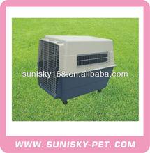 Plastic Pet Carrier for Big Dog /Dog House