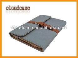 Korean Style Belt Clip For Mini Ipad Leather Case For Apple Ipad Mini