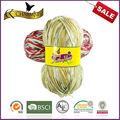 Lã australiana fio