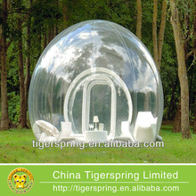 Popular outdoor inflatable ball tent