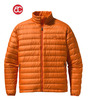 Fashion winter goose down man jacket