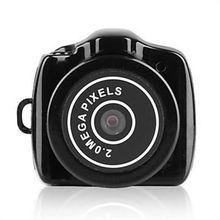 Hidden mini DV camera webcam