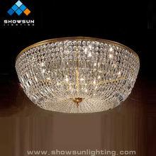 large ceiling lighting for hotel brass ceiling light