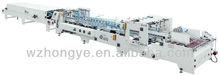 ZH-1300FT-H CARTON FOLDER GLUER MACHINE