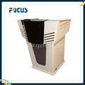 focus s900 digital moderno de metal pulpit de acrílico para la educación
