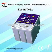 Compatible for Epson Ink Cartridge. inkjet cartridgesT052