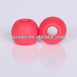 hot selling high quality memory foam earphone tips