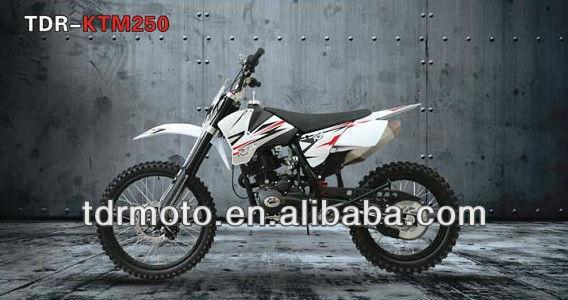 2013 New KTM 250cc electric start 21/18 High Performance Dirt Bike Pit Bike Motorcycle
