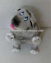 "7"" Head to toe plush Stuffed Animal Dog Toy"