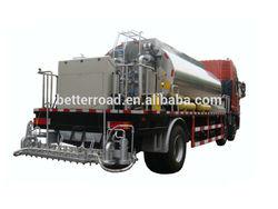 Asphalt Distributor,12000L Howo ZQZ5253GLQ Automatic Asphalt Distributor,