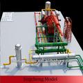 compresor modelo industrial