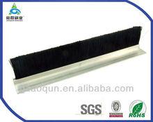 F type Exterior doors sweep weather seal brush door - Manufacturer