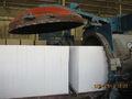 bloco de concreto aerado máquina