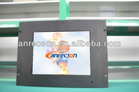 """industrial rack mount 22"""" led monitor with touchscreen"""