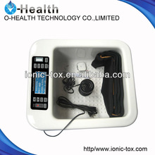 Multifunctional life detox machine with belt, heating function & T.E.N.S Massage detox machine