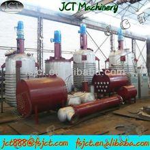 JCT reactor for ferido glue