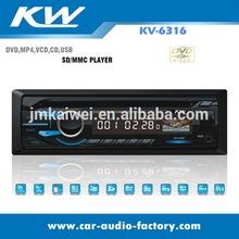 Detachable Panel Compatible with DVD/CD/MP3/WMA/CD-R/CD-RW playback/ opel zafira car gps dvd player