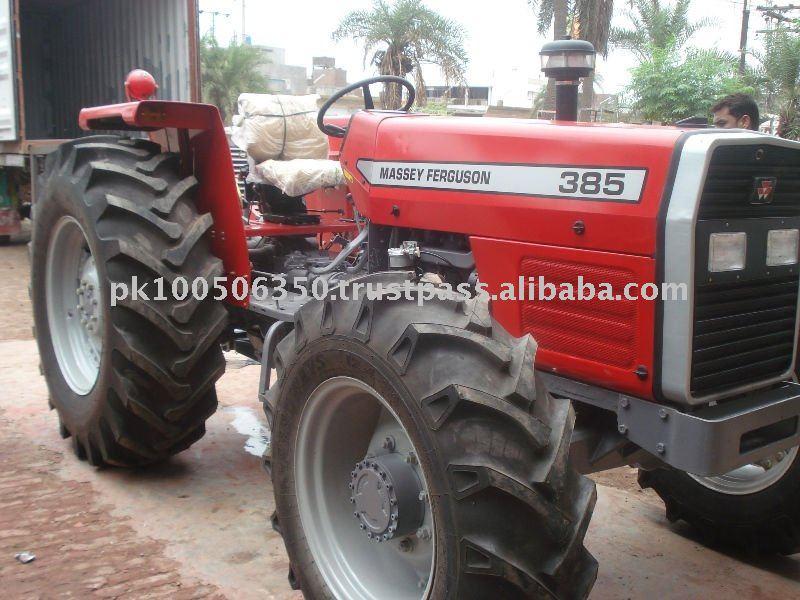 Paquistão Massey Ferguson MF tratores agrícolas