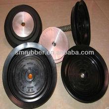 custom made metal to rubber bonding