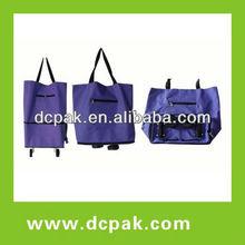 Fashion Foldable Trolley Shopping Bag