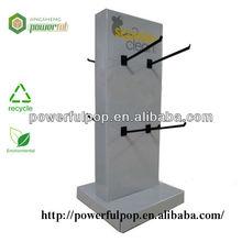 Counter top pos papelão 2- lado mostrar pdq