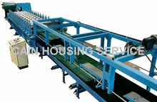 Steel & Aluminium Glazed Roofing Tile Roll Forming Machine