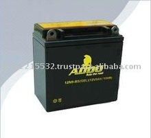 Gel Type Motorcycle Battery