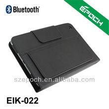 2013 hot sale for ipad mini wireless keyboard case