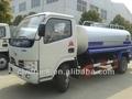 5 cbm dongfeng 4*2 usados caminhões-pipa para venda no peru