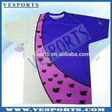 Men's Cool Dry Sublimation T Shirt Custom Trainning Tops