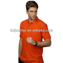 2015 New Design High Quality cotton polyester Men Polo Shirt