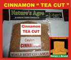 CINNAMON TEA CUT