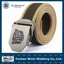 Wholesale Classic Fashionable Alloy Buckle Men Dress Belt