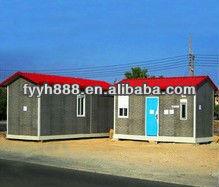 prefab modern kit homes for garden