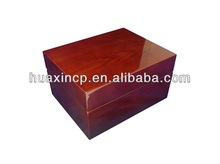 silkscreen MDF gloss lacquered watch box