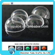 40mm diameter acrylic half dome with no flange
