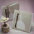 W7045 Invitation de mariage carte
