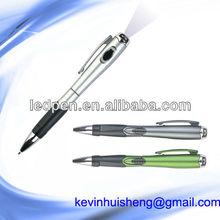 LED ballpoint pen promotional lamp pen