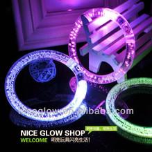 Promotional Led Flashing Bracelet in various colors