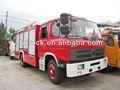 Dongfeng 145 4*2 de água e espuma de bombeiros